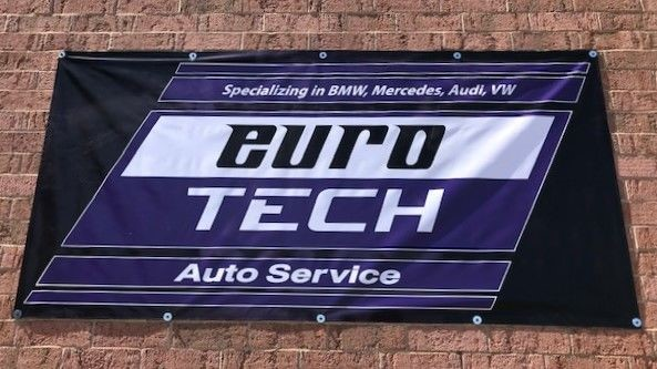 Fabric & Vinyl Outdoor Banners | Exterior & Outdoor Signage | Retail Signs | Woodbury, MN
