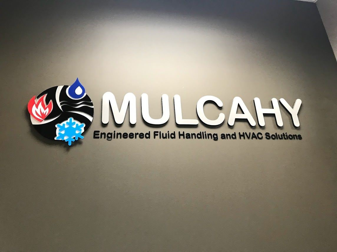 Reception & Lobby Signs | 3D Signs & Dimensional Letters | Architectural & Engineering Signs | St. Paul, MN