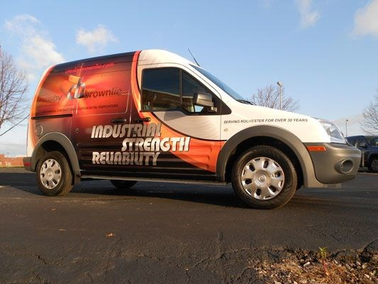 Vehicle Logo Graphics Rochester NY