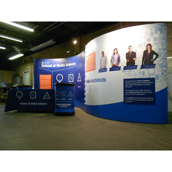 Kiosks & Exhibits