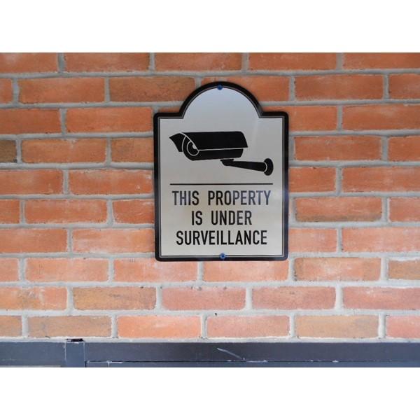 Safety & Regulatory Signs