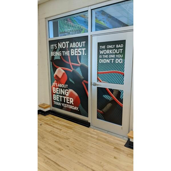 Interior Signage & Indoor Signs