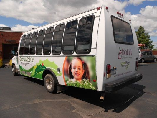 Bus wraps Rochester NY