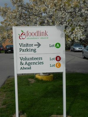 Outdoor Directional Signs Wayfinding solutions Rochester NY