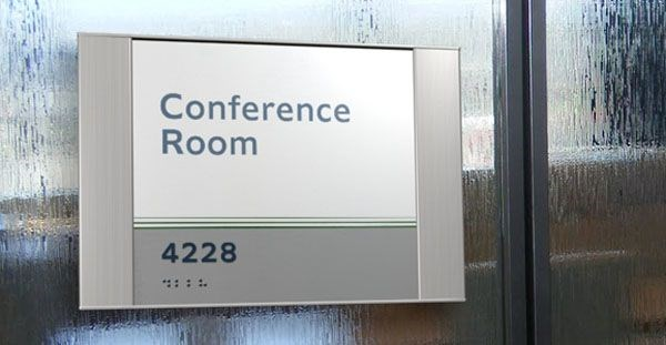 ADA room sign Rochester NY