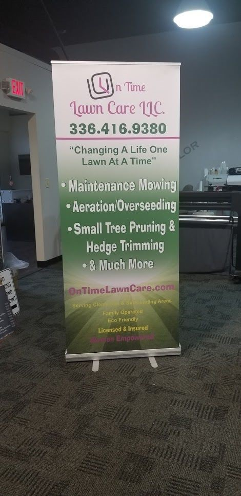 Retractable Banners, Pop-Up Banners and Stands | Clemmons, NC