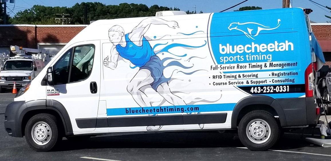 Partial Vehicle Wraps | Partial Vehicle Wraps | Gyms, Health Clubs, Fitness Facilities | North East, MD