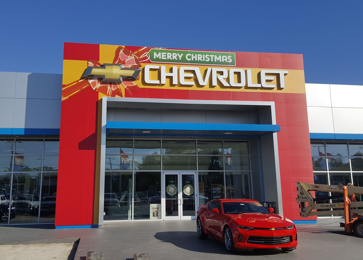 Custom Signs & Signage   Corporate Event Signs   Auto Dealership Signs   Lake Charles, LA