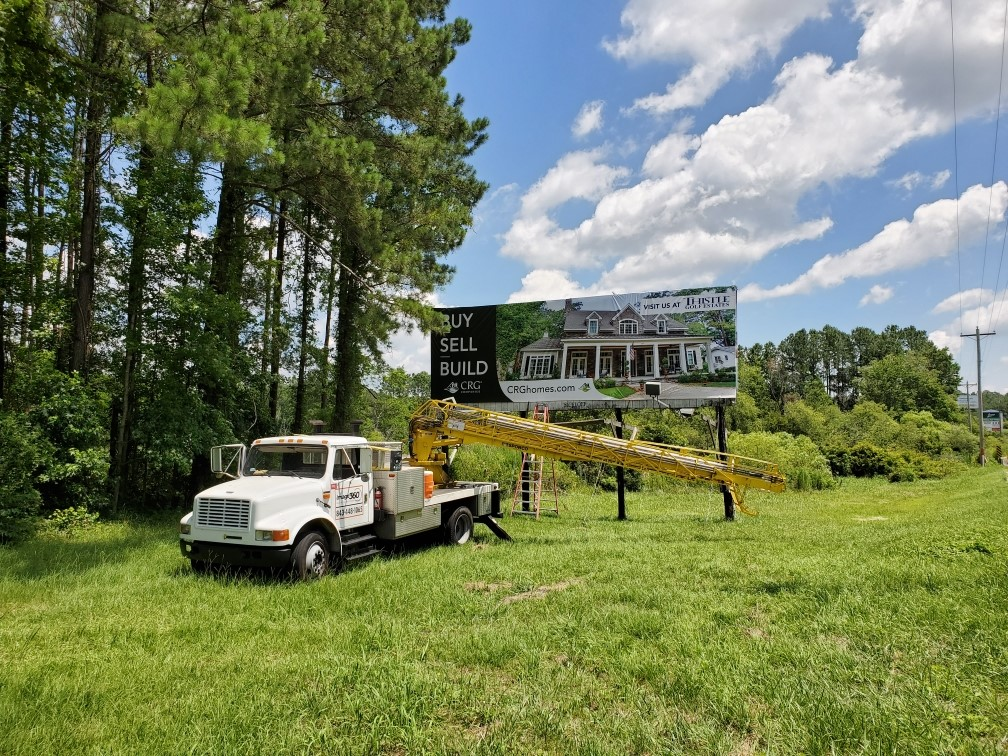 Experiential Graphic Design (XGD): Exterior Signage | Truck Billboard Systems | Builder & Contractor Signs | Myrtle Beach SC