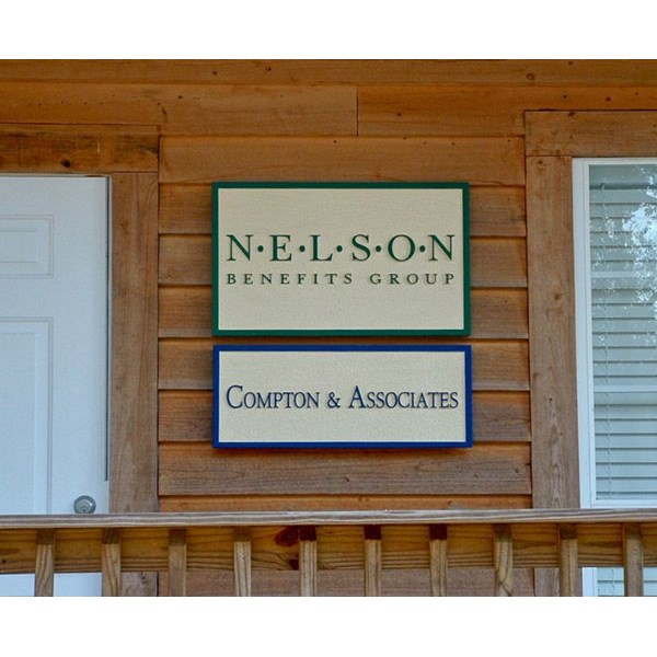 Carved & Routed Wooden Signs