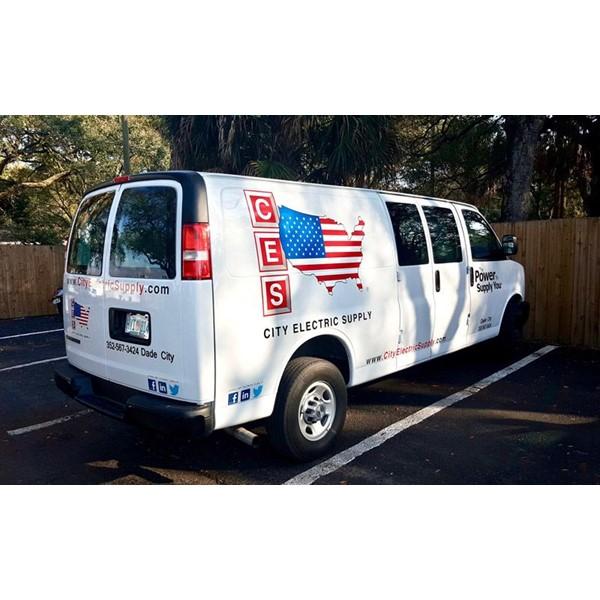 Vehicle Window Decals, Graphics & Lettering