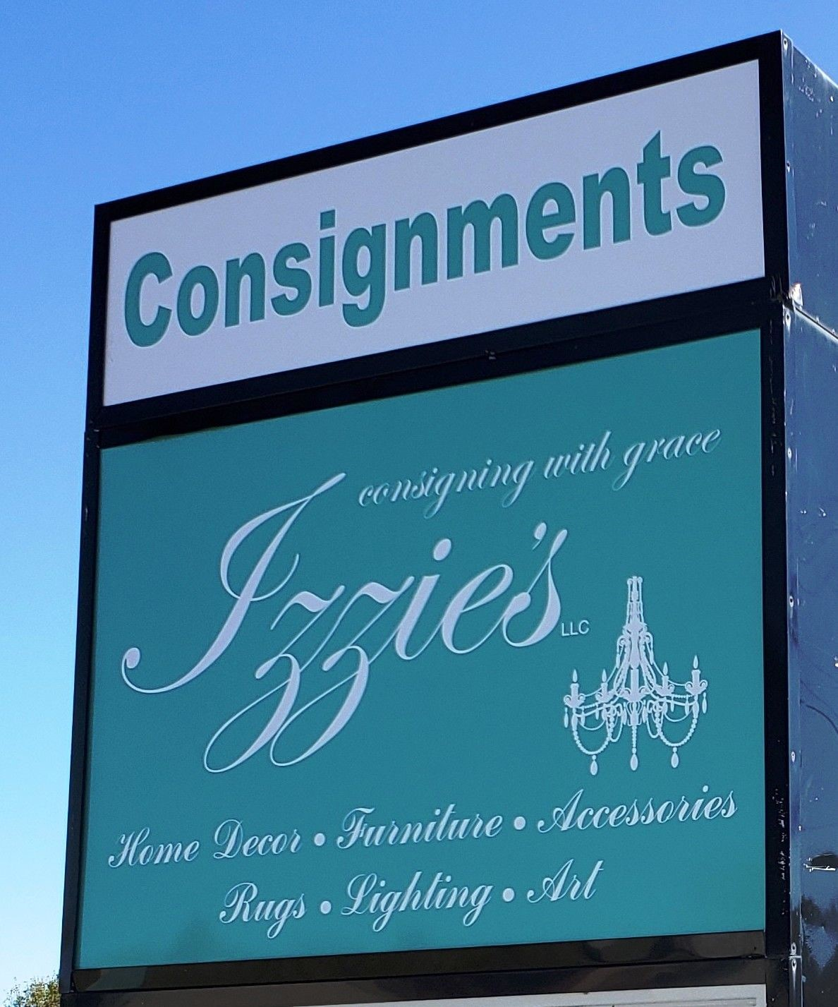 Reface existing sign structure | Monument Signs | Retail Signs | Midlothian, VA