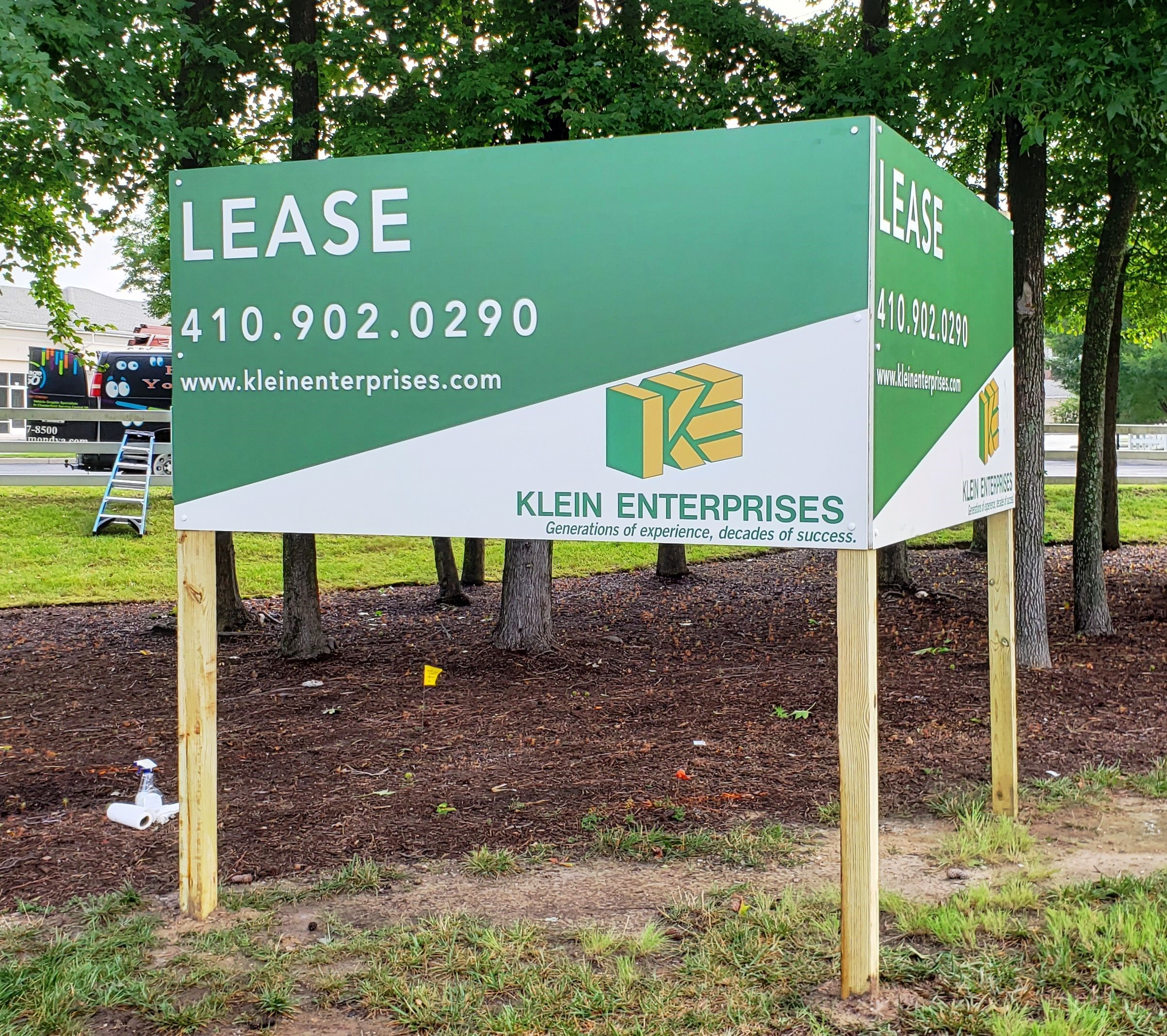 Post & Panel Signs | Exterior & Outdoor Signage | Real Estate Signs | Midlothian, VA