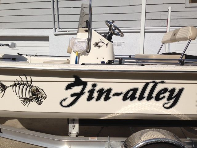 Boat & Watercraft Wraps & Decals | Full Vehicle Wraps | Sports Venue & Stadium Signage | Tampa Ybor City, FL