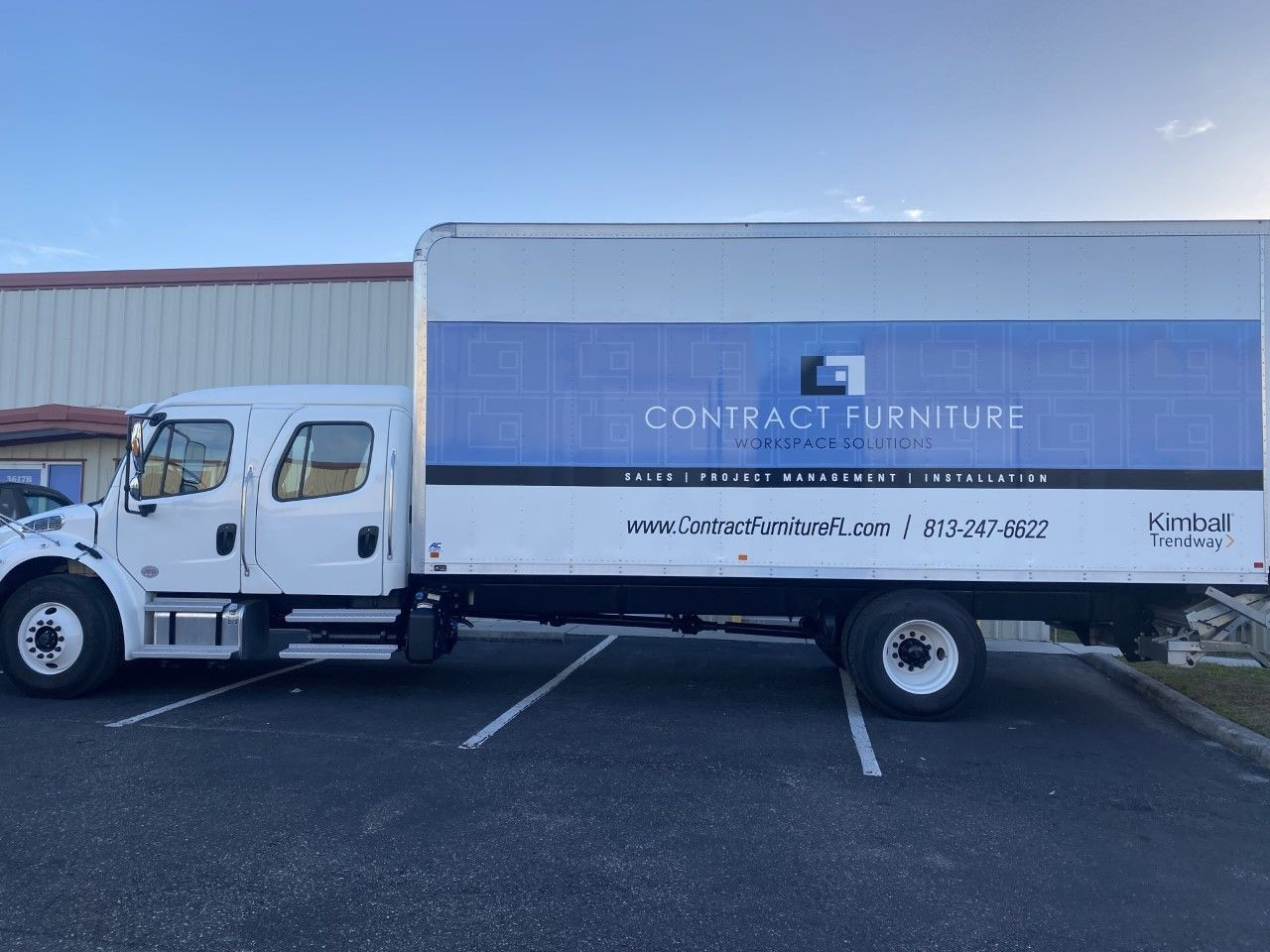 Full Vehicle Wraps | Vehicle Decals & Lettering | Service & Trade Organizations | Tampa