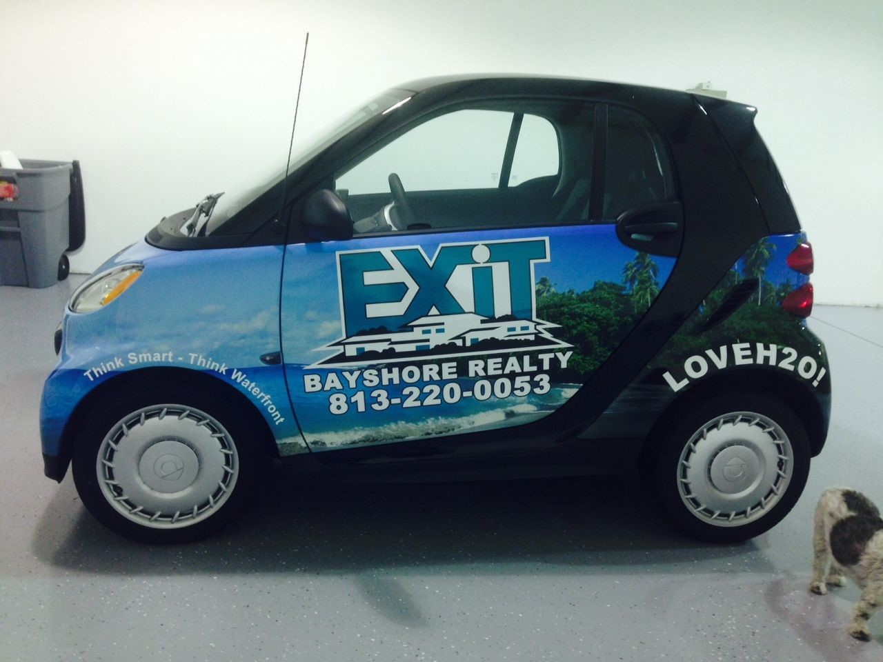Full Vehicle Wraps | Vehicle Logo Graphics & Lettering | Real Estate Signs | Tampa Ybor City, FL