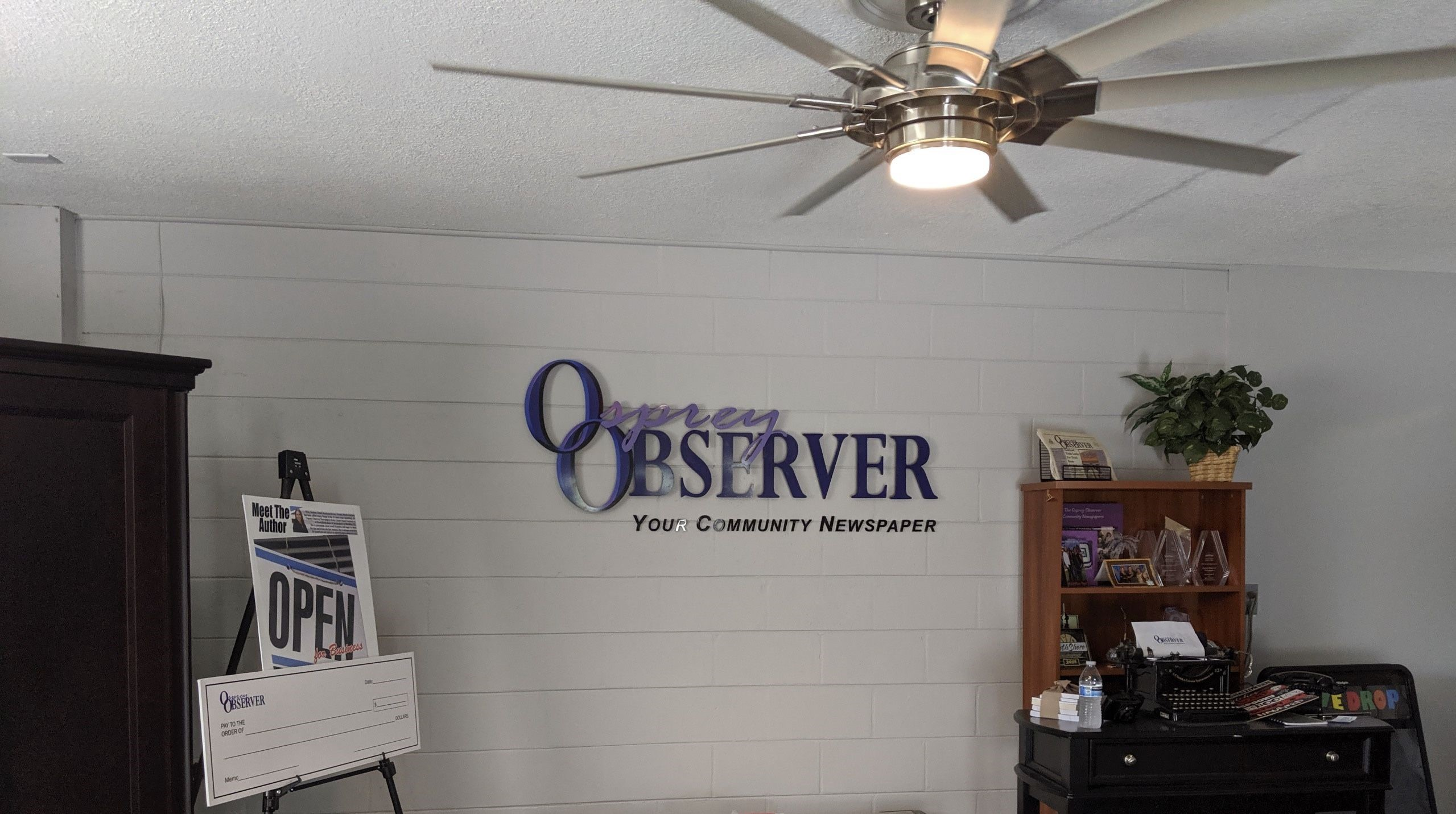 3D Signs & Dimensional Letters & Logos | Interior Signage & Indoor Signs | Advertising Agencies | Brandon Tampa Riverview