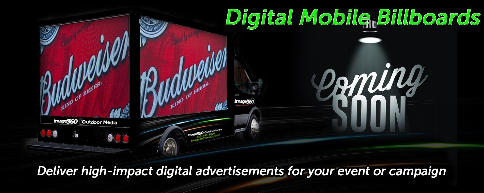 Digital & Interactive Signs and Displays | Corporate Event Signs | Sports Venue & Stadium Signage | Tampa