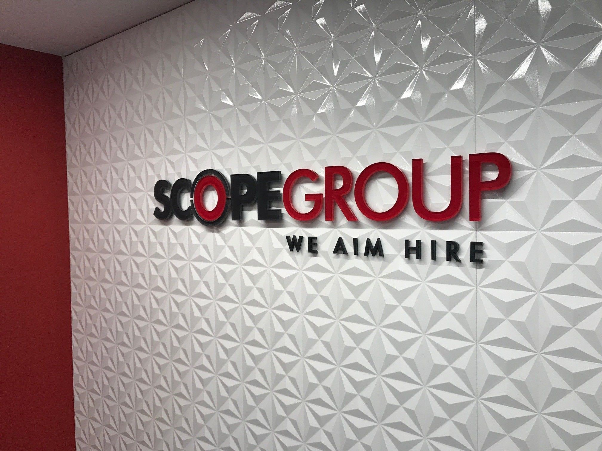 3D Signs & Dimensional Letters | Interior Signage & Indoor Signs | Advertising Agencies | Fairfax, VA